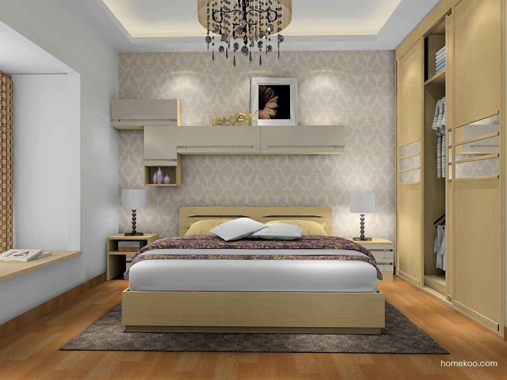 丹麦本色II卧房家具A17640