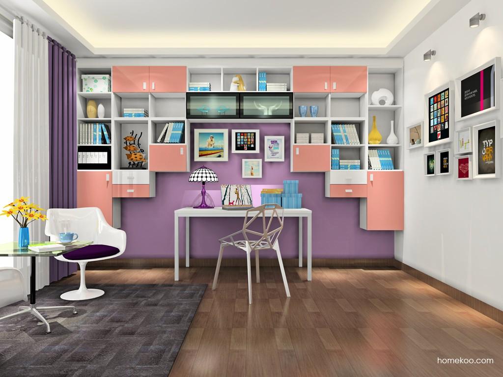 浪漫主义书房家具C17737