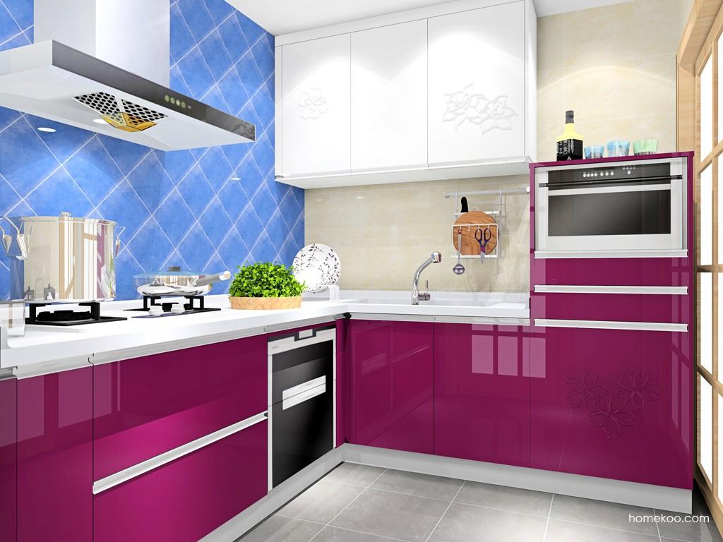 紫晶魅影橱柜F16594