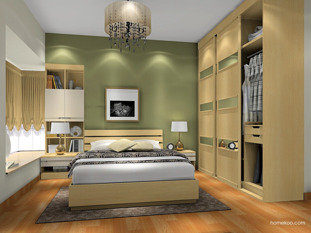 丹麦本色II卧房家具A17648