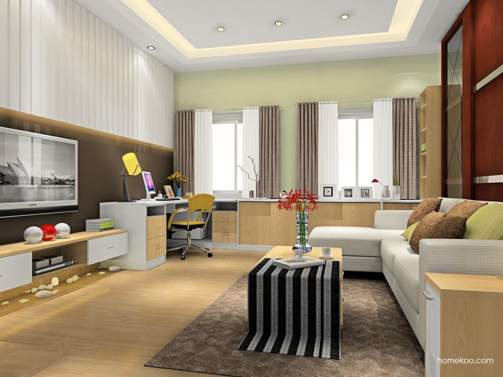 新实用主义客厅家具D16753