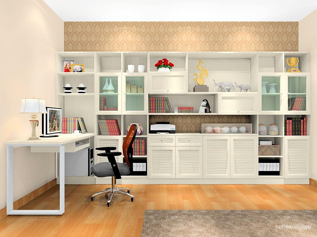 英伦印象书房家具C17750