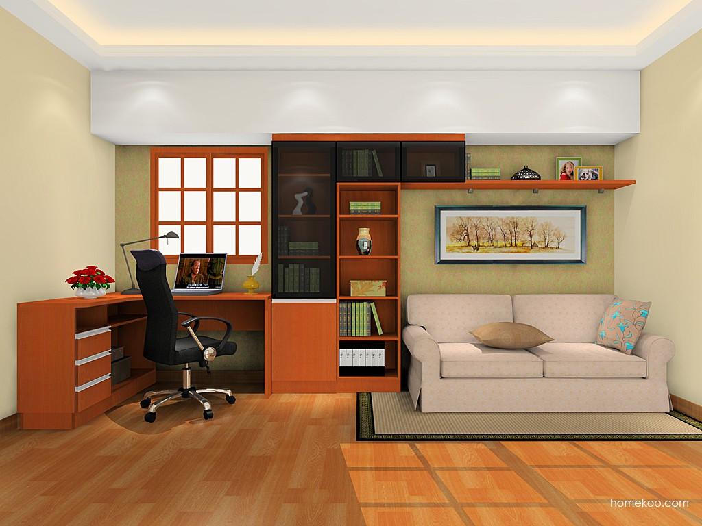加州梦书房家具C17751