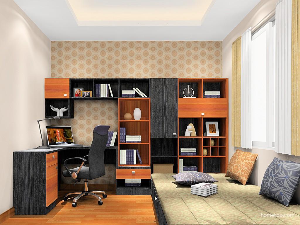 德国森林书房家具C17766
