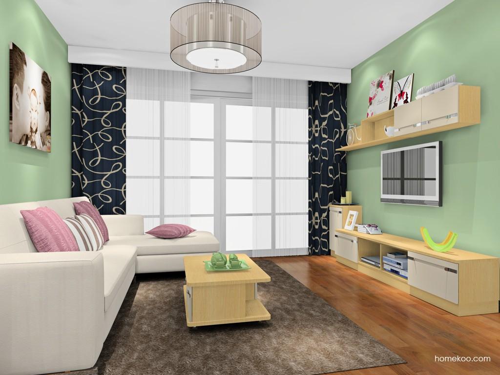 丹麦本色II客厅家具D16759