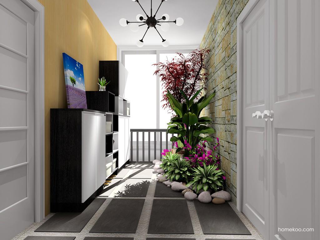 新实用主义客厅家具D16763