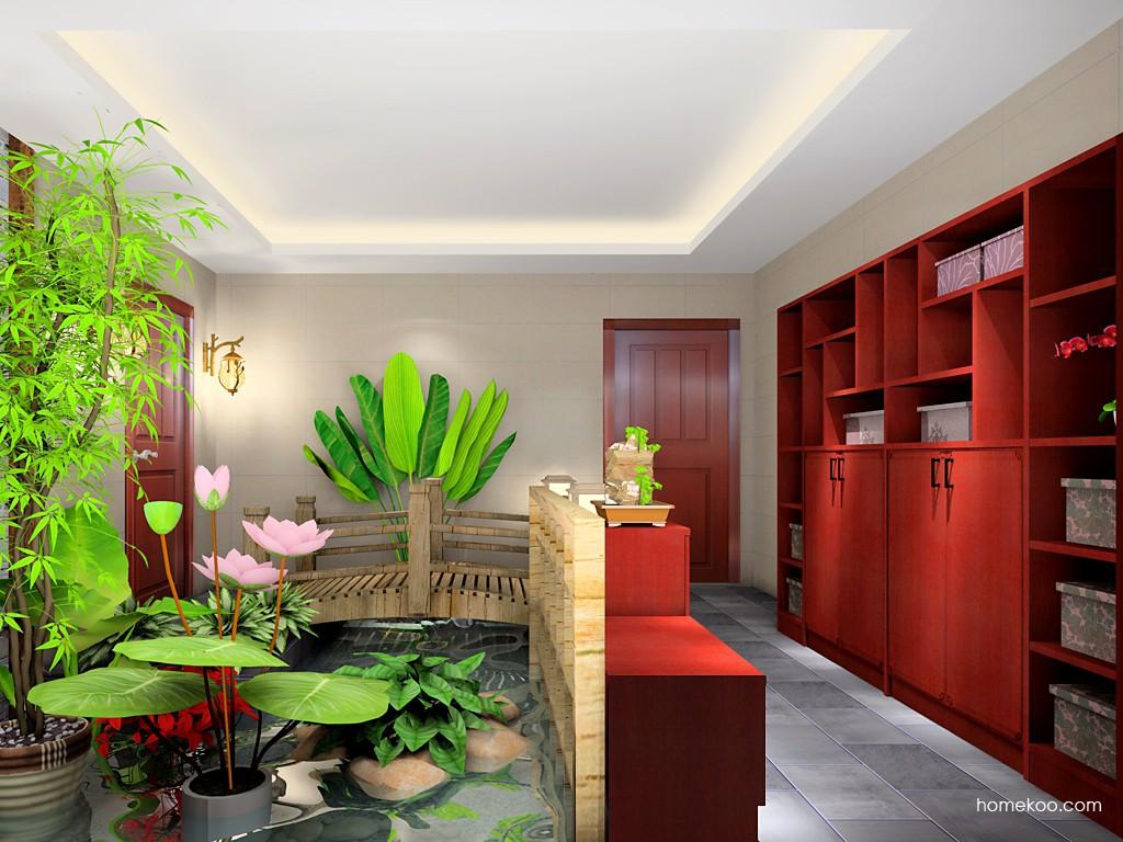 中国韵客厅家具D16764