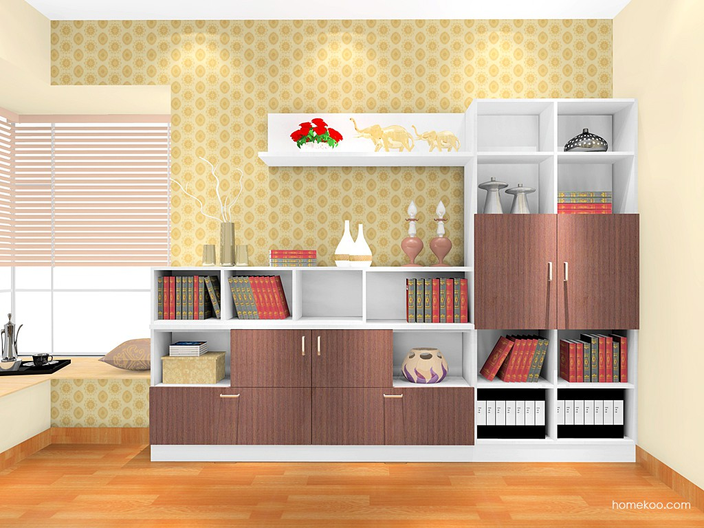 新实用主义书房家具C17792
