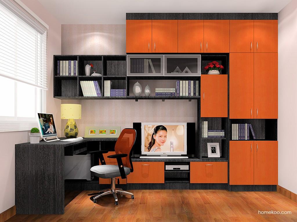新实用主义书房家具C17799