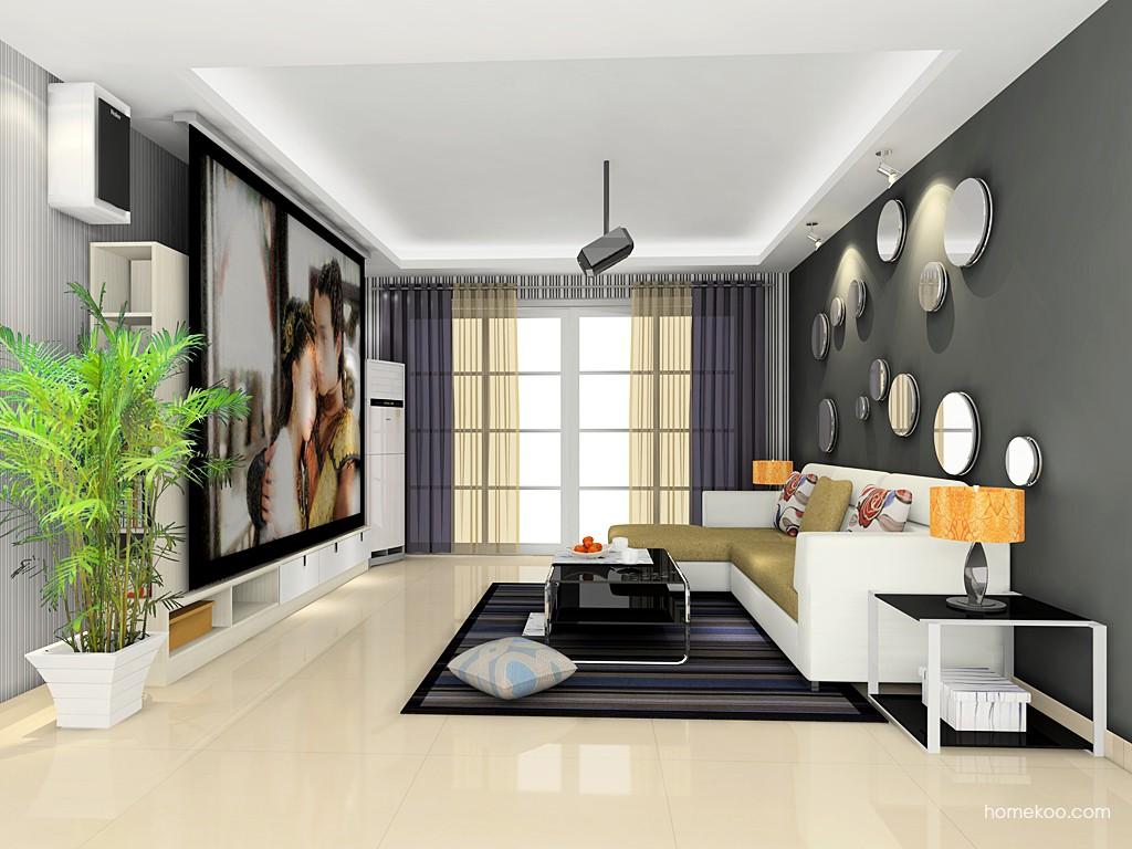 首尔之缤客厅家具D16772