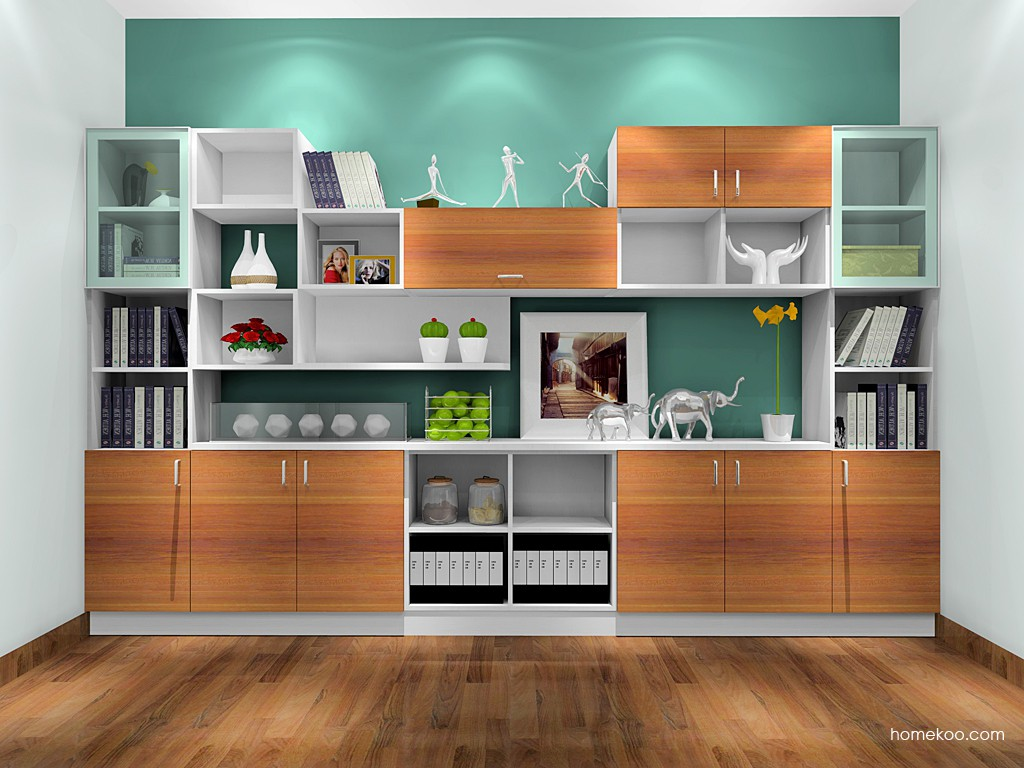 新实用主义书房家具C17802