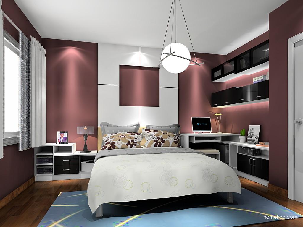 新实用主义卧房家具A17682