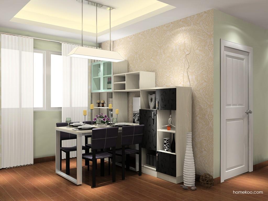 米兰剪影餐厅家具E16720