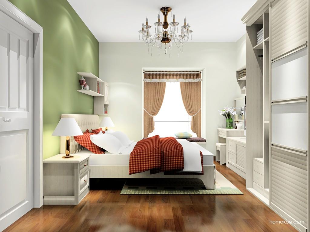 英伦印象卧房家具A17689