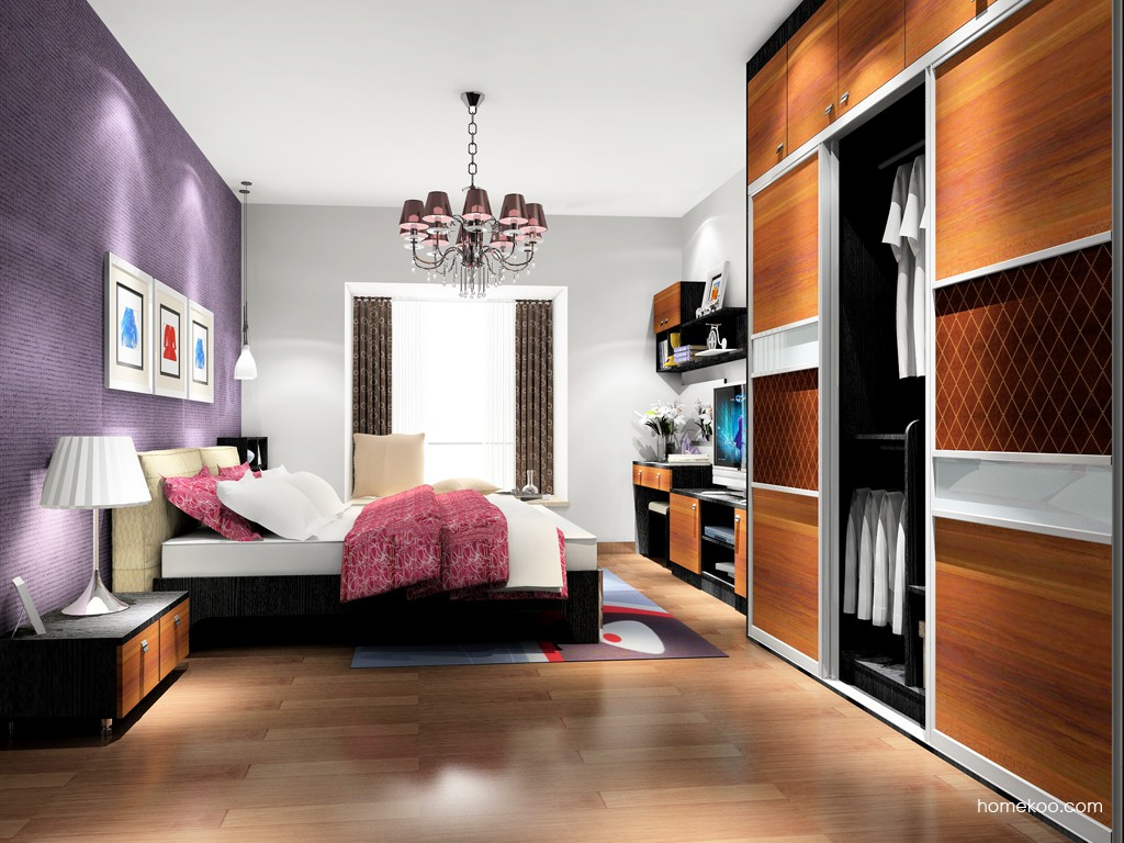 德国森林卧房家具A17690