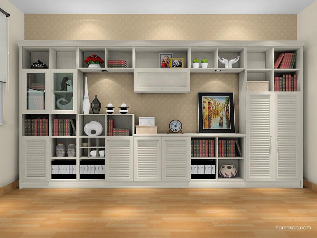 英伦印象书房家具C17818