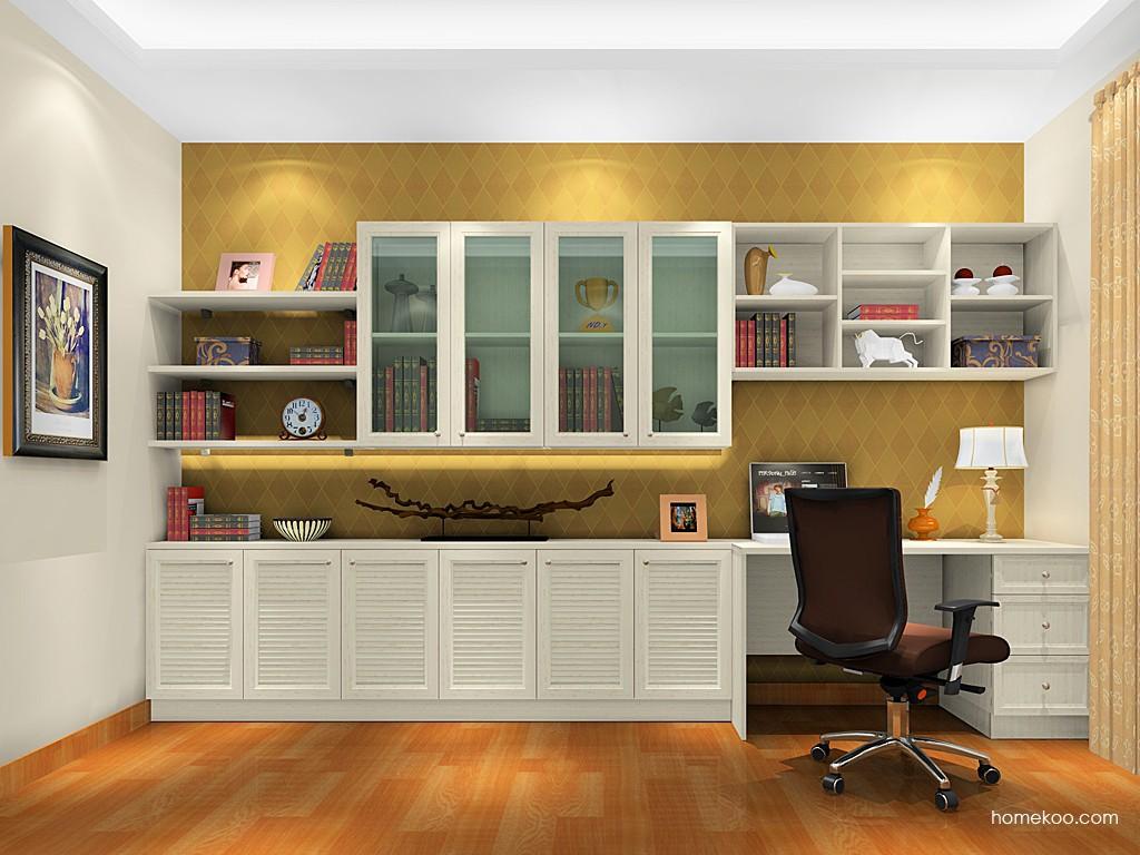 英伦印象书房家具C17830