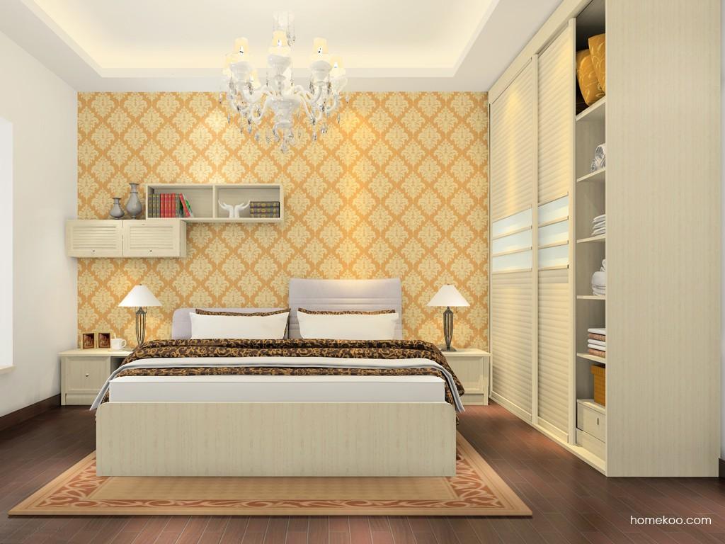 英伦印象卧房家具A17707