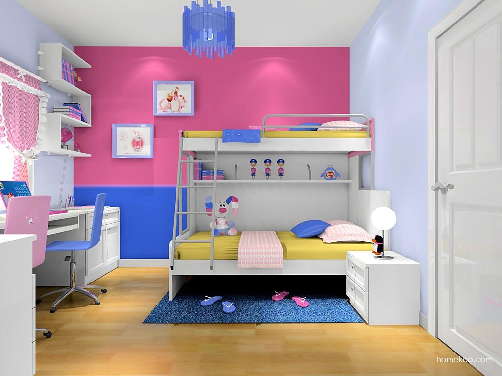 女孩的梦青少年房B17544