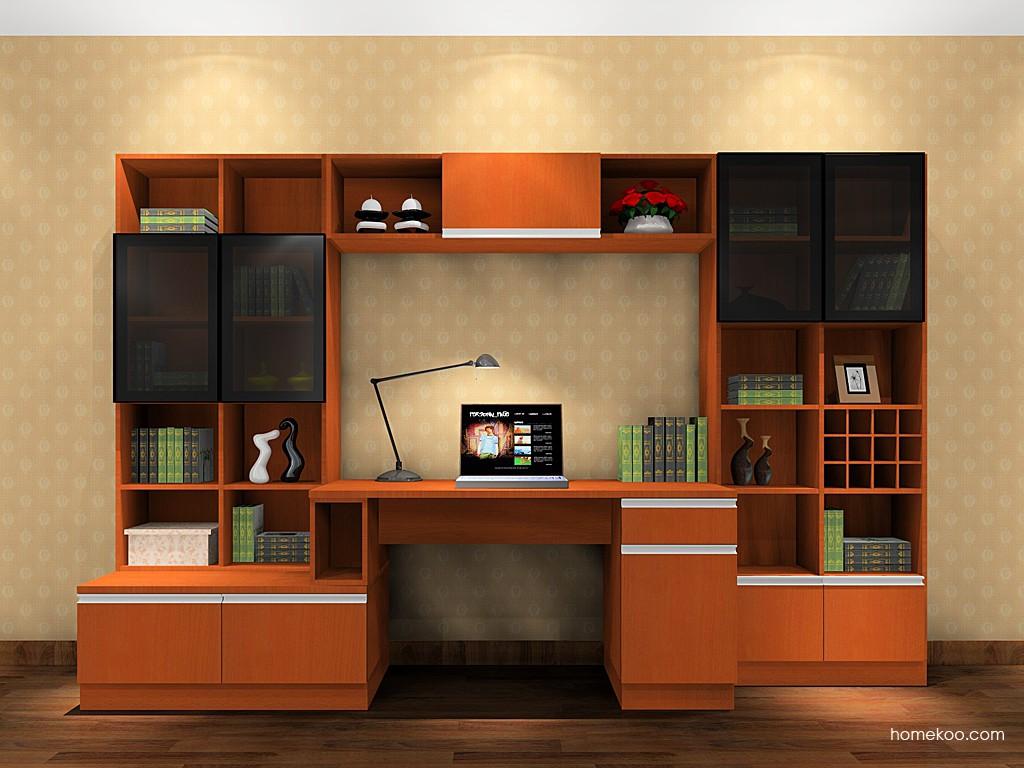加州梦书房家具C17845