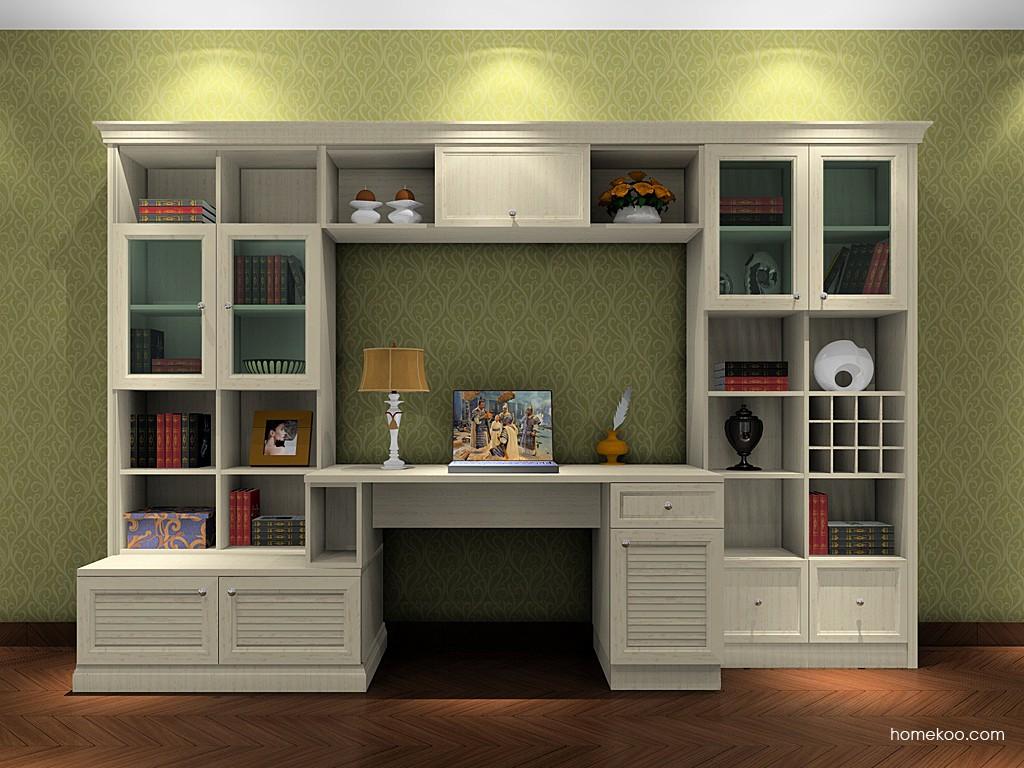 英伦印象书房家具C17849