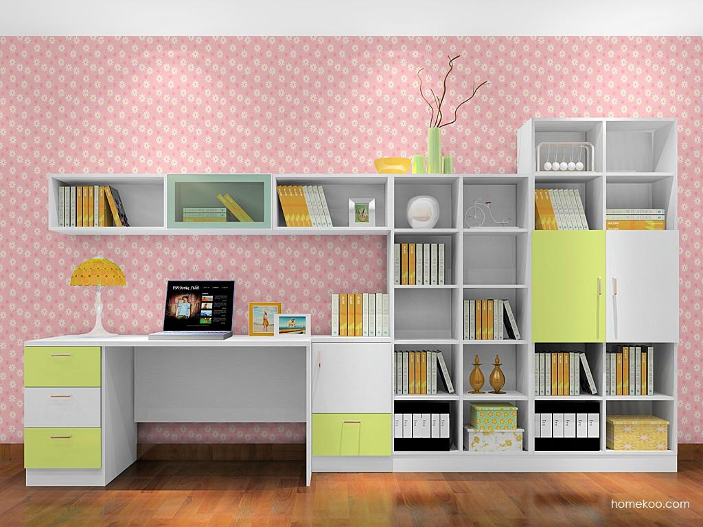 浪漫主义书房家具C17857