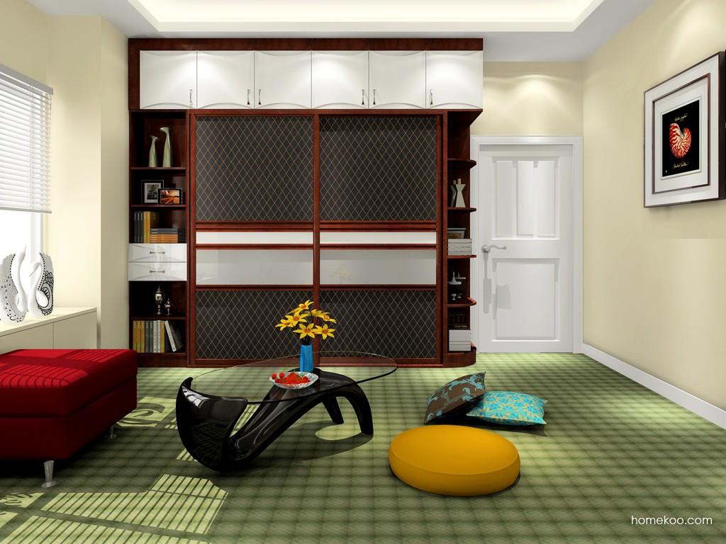 挪威月色卧房家具A17740