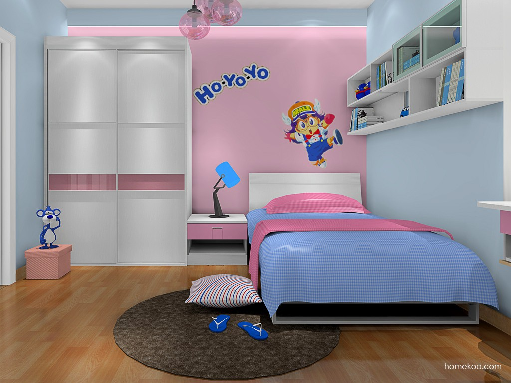 女孩的梦B17556