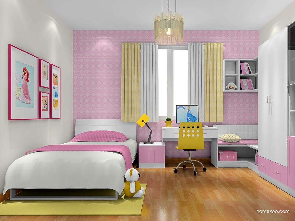 女孩的梦青少年房B17562