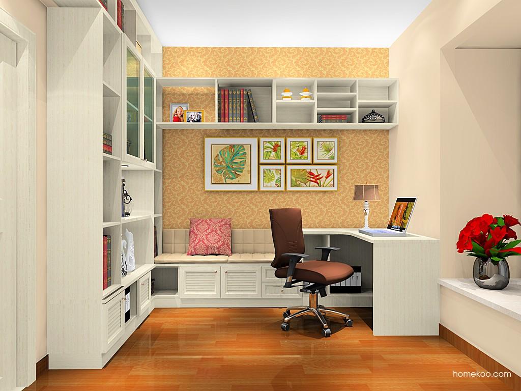 英伦印象书房家具C17881