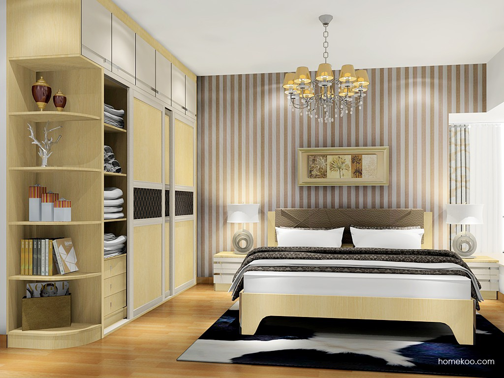 丹麦本色II卧房家具A17760
