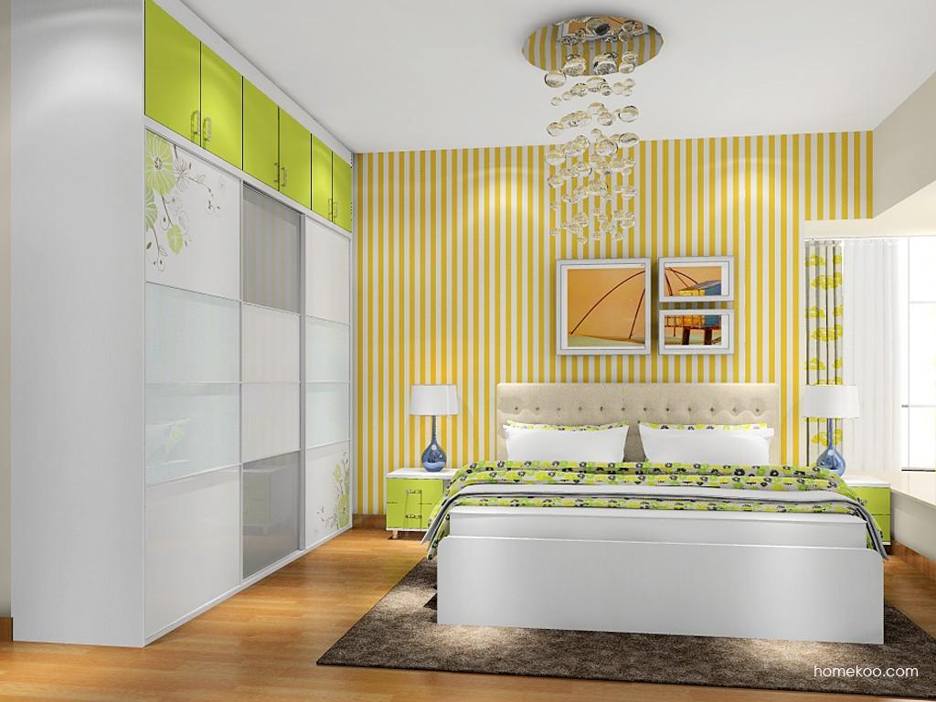 里昂春天卧房家具A17761