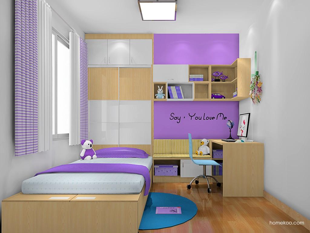 女孩的梦青少年房B17573