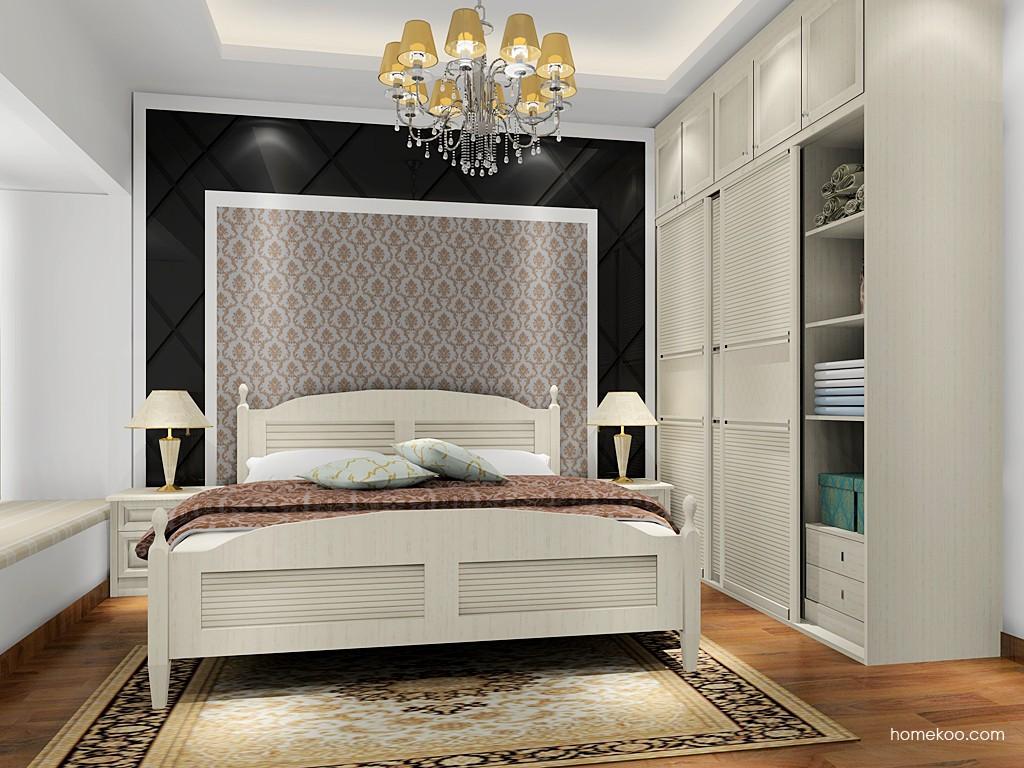 英伦印象卧房家具A17773