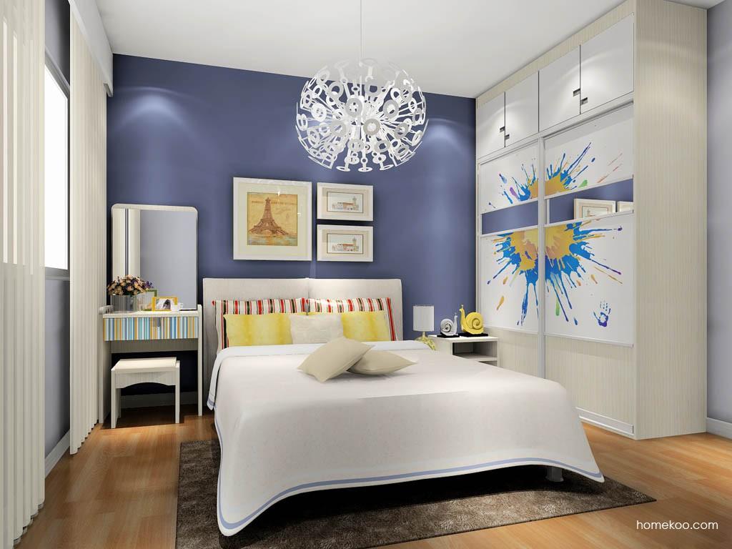 首尔之缤卧房家具A17780