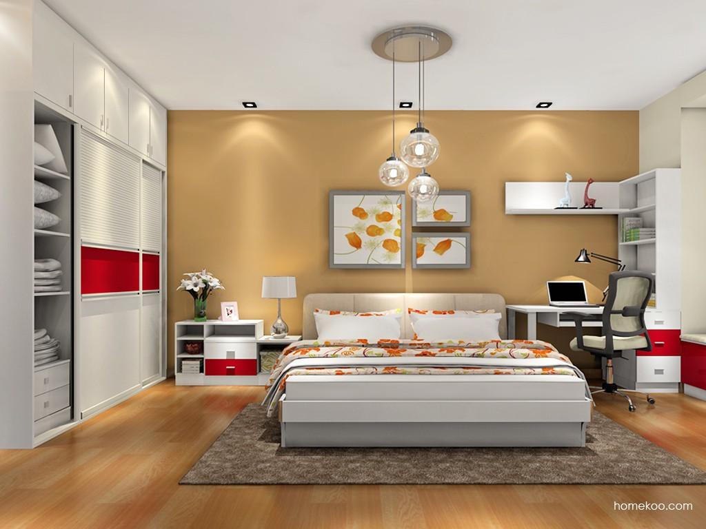 新实用主义卧房家具A17784