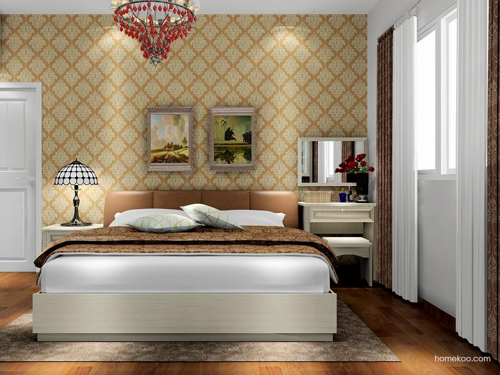 英伦印象卧房家具A17806