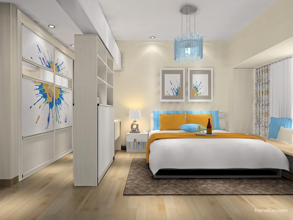 首尔之缤卧房家具A17808