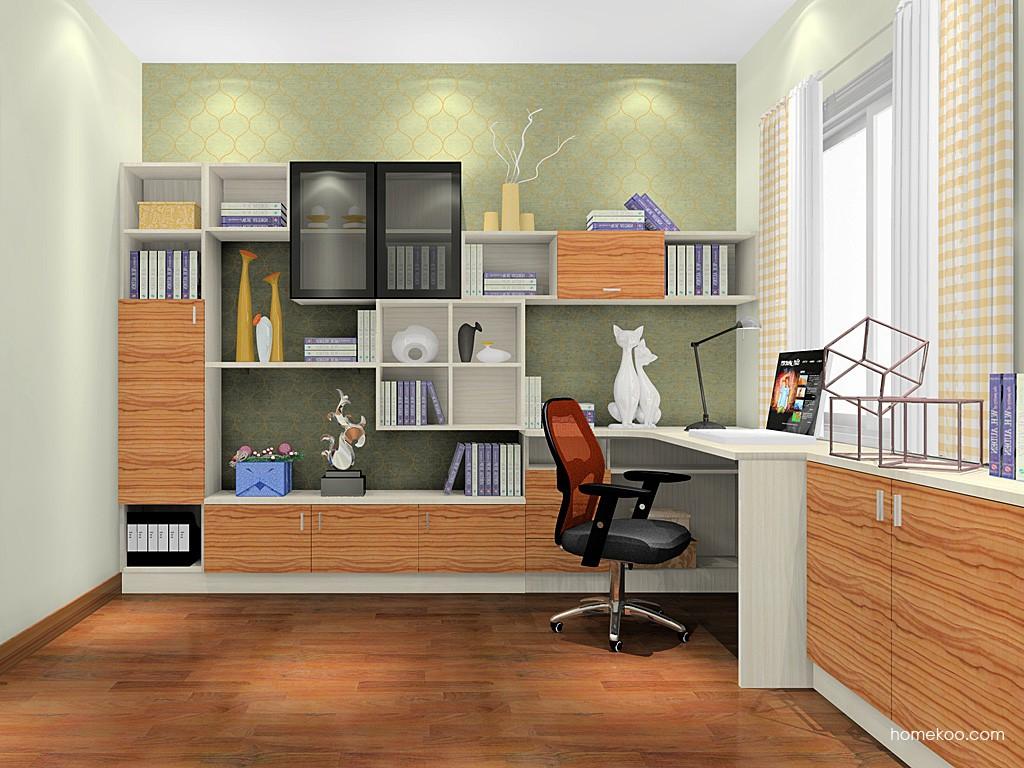 新实用主义书房家具C17937