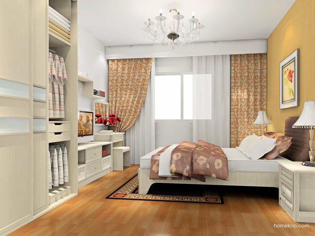 英伦印象卧房家具A17824