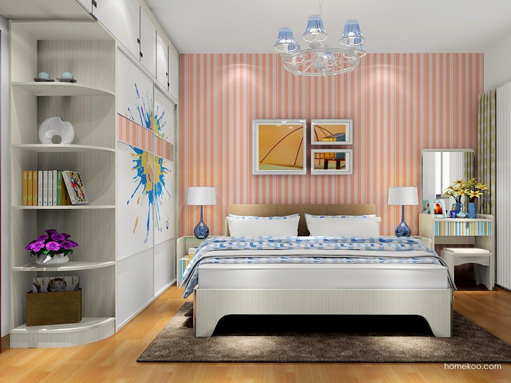 首尔之缤卧房家具A17834