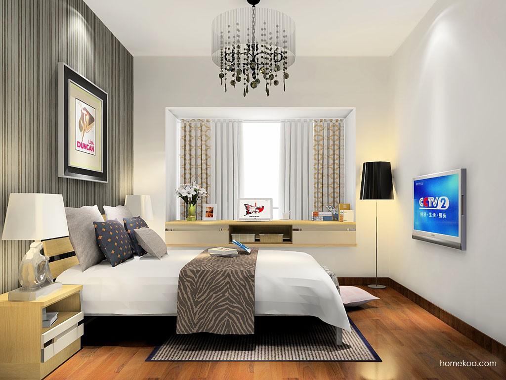 丹麦本色II卧房家具A17836
