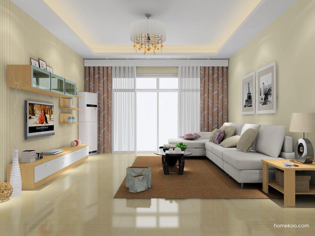 新实用主义客厅家具D16808