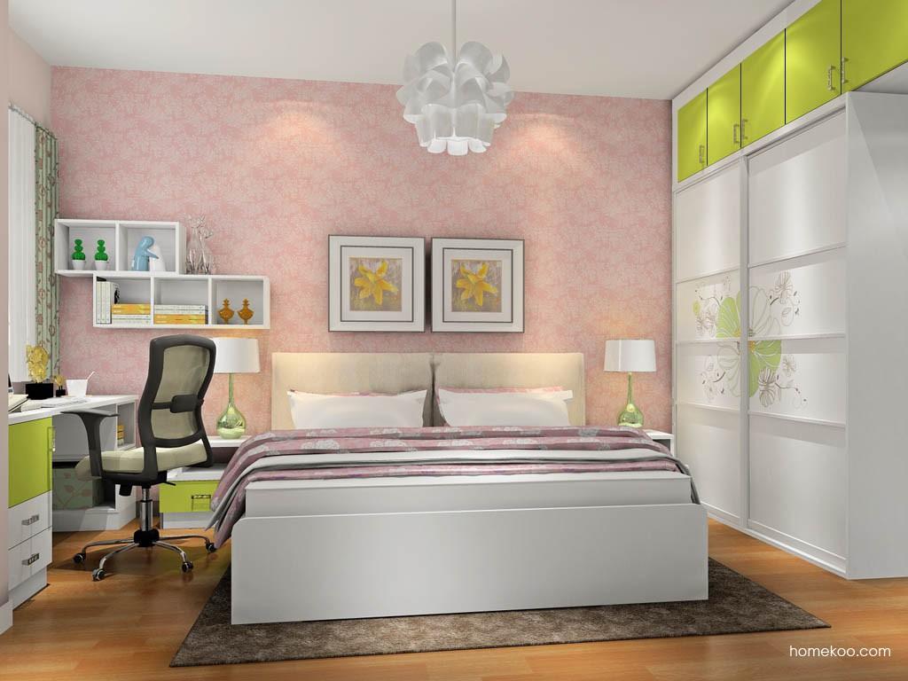 里昂春天卧房家具A17845