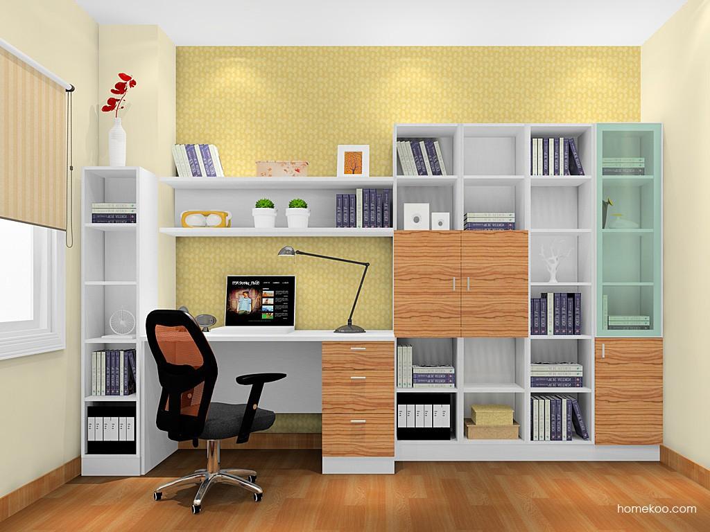 新实用主义书房家具C17976