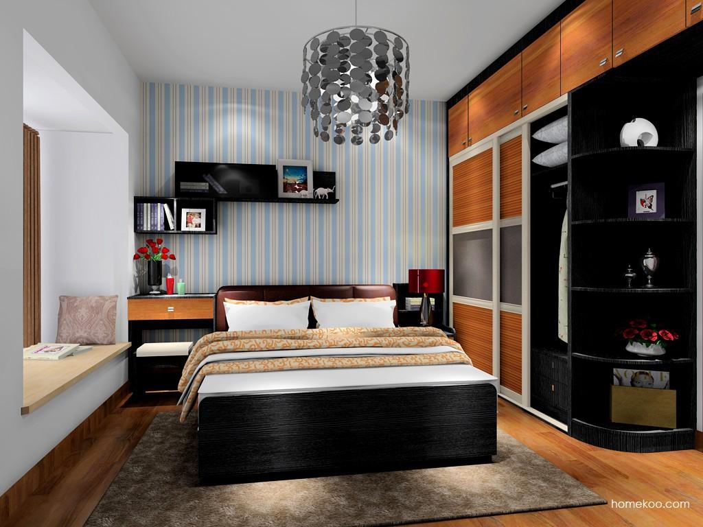 德国森林卧房家具A17851