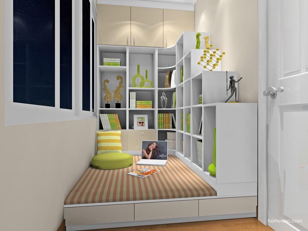 新实用主义书房家具C17991