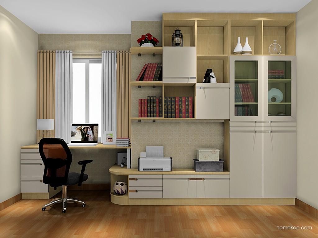 丹麦本色II书房家具C17999