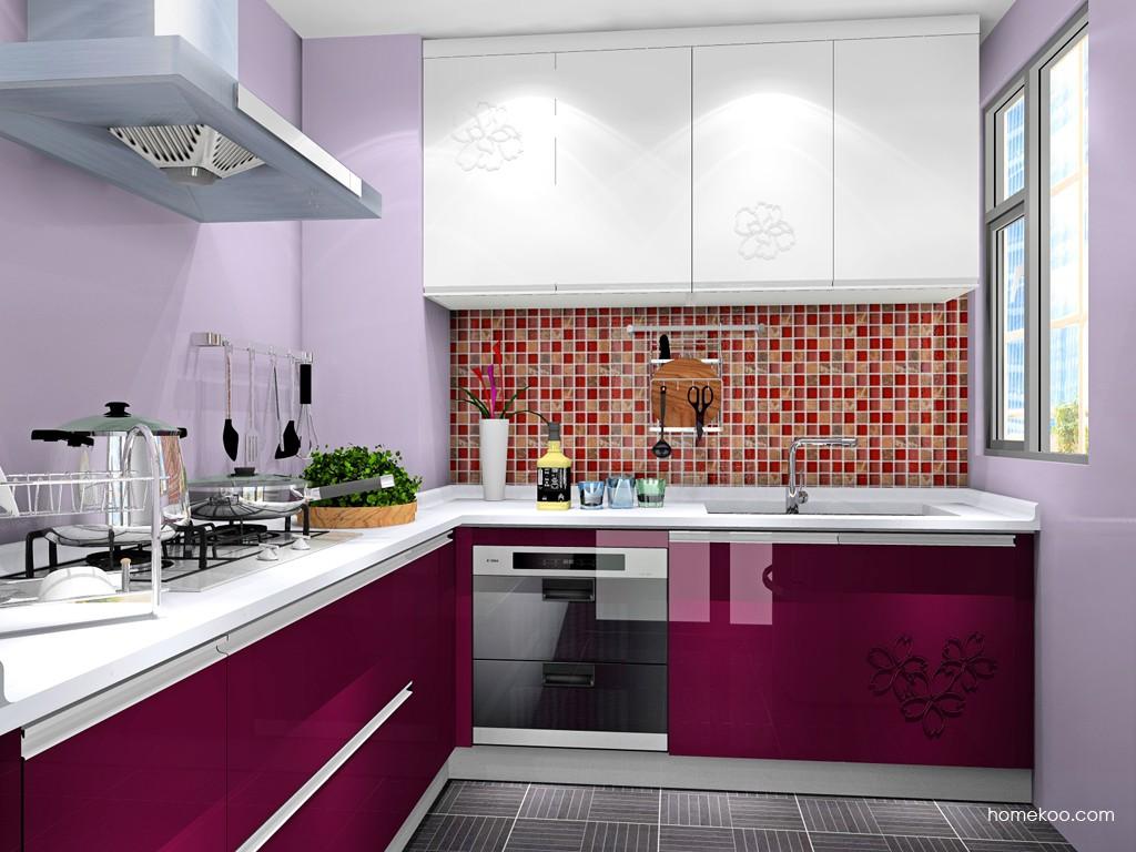 紫晶魅影橱柜F16762