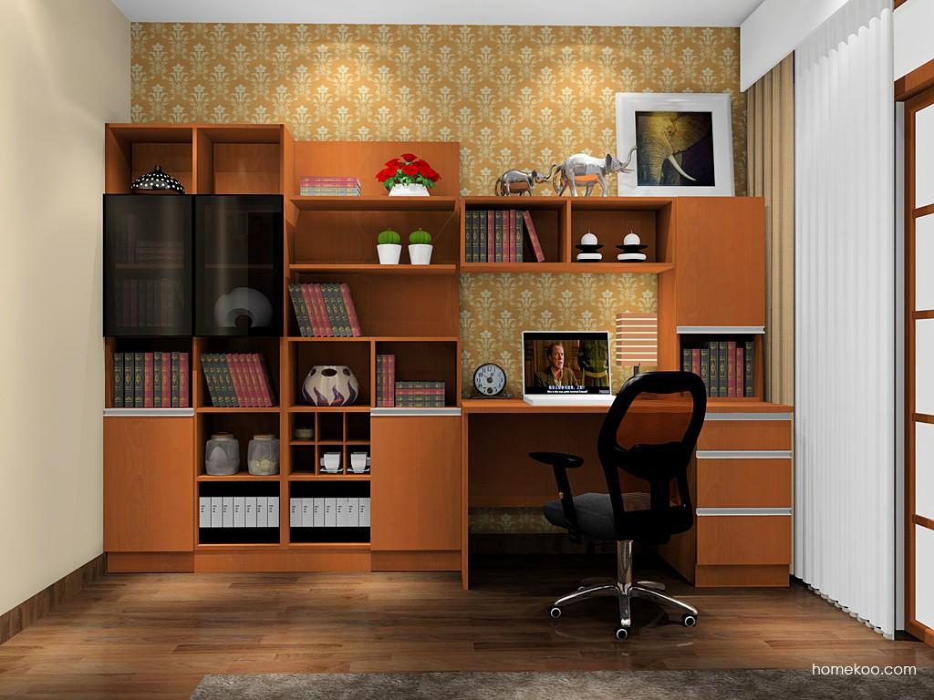 加州梦书房家具C18004
